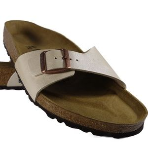[0940151] Birkenstock Madrid BS (Graceful Pearl)